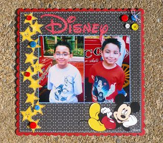Handmade by Mary: Mickey and friends