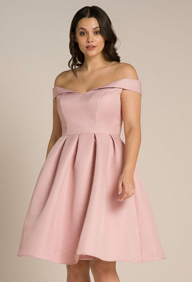 vestido boda tallas grandes invitada curvy perfecta blog dress ...