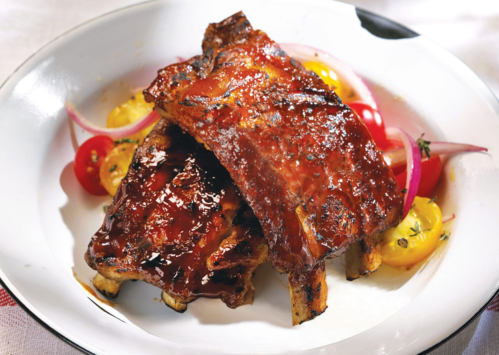 At your next dinner party, this Ultimate Pork Back Ribs recipe will steal the show. This easy to follow pork rib recipe will never disappoint! Get the recipe from Sobeys.