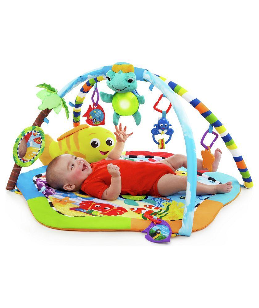 Buy Baby Einstein Rhythm Reef Play Gym   Playmats and gyms ...
