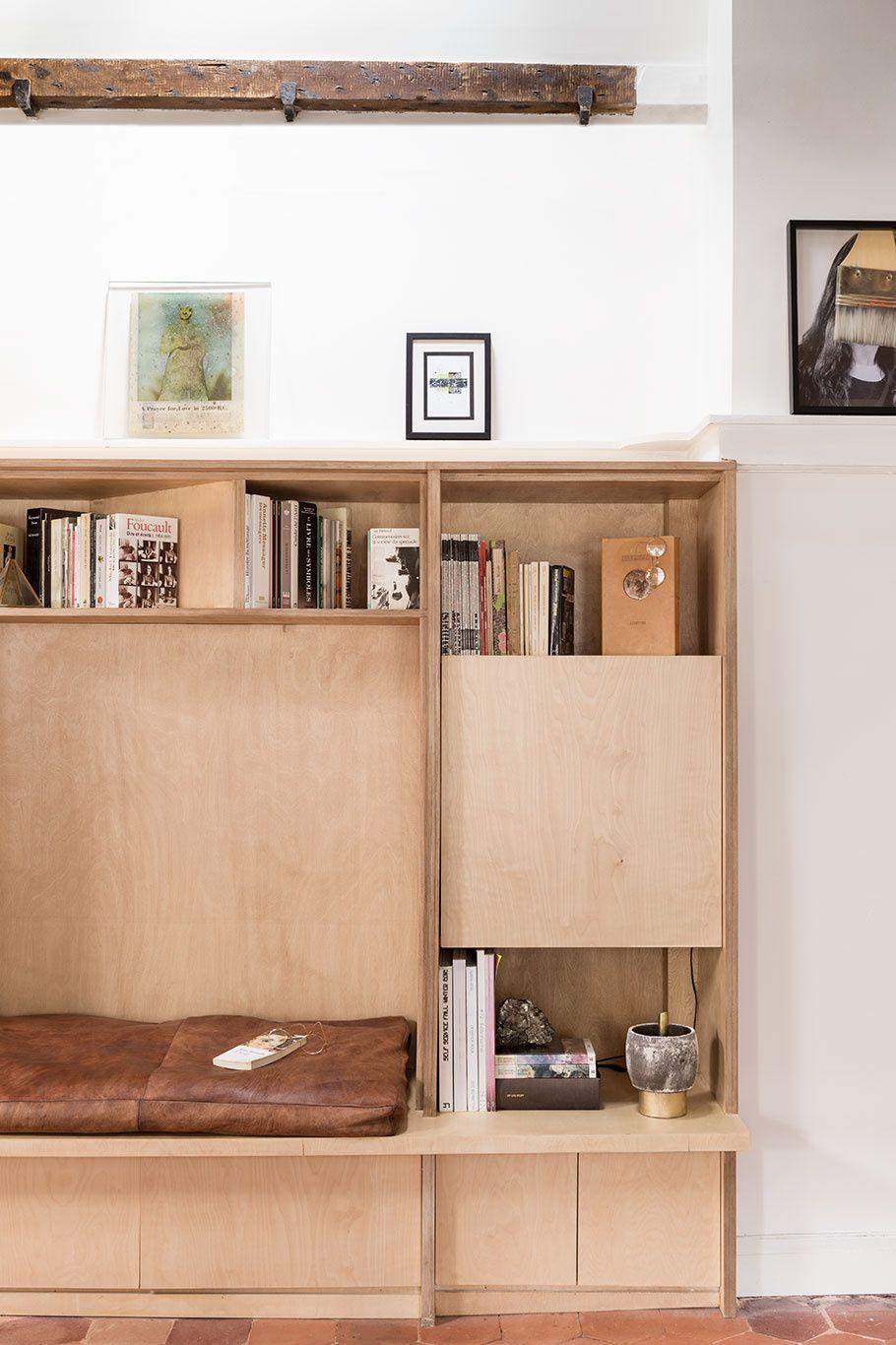 Un Refugio Nordico En La Rive Gauche Meubles Integres Appartement Interieur Maison
