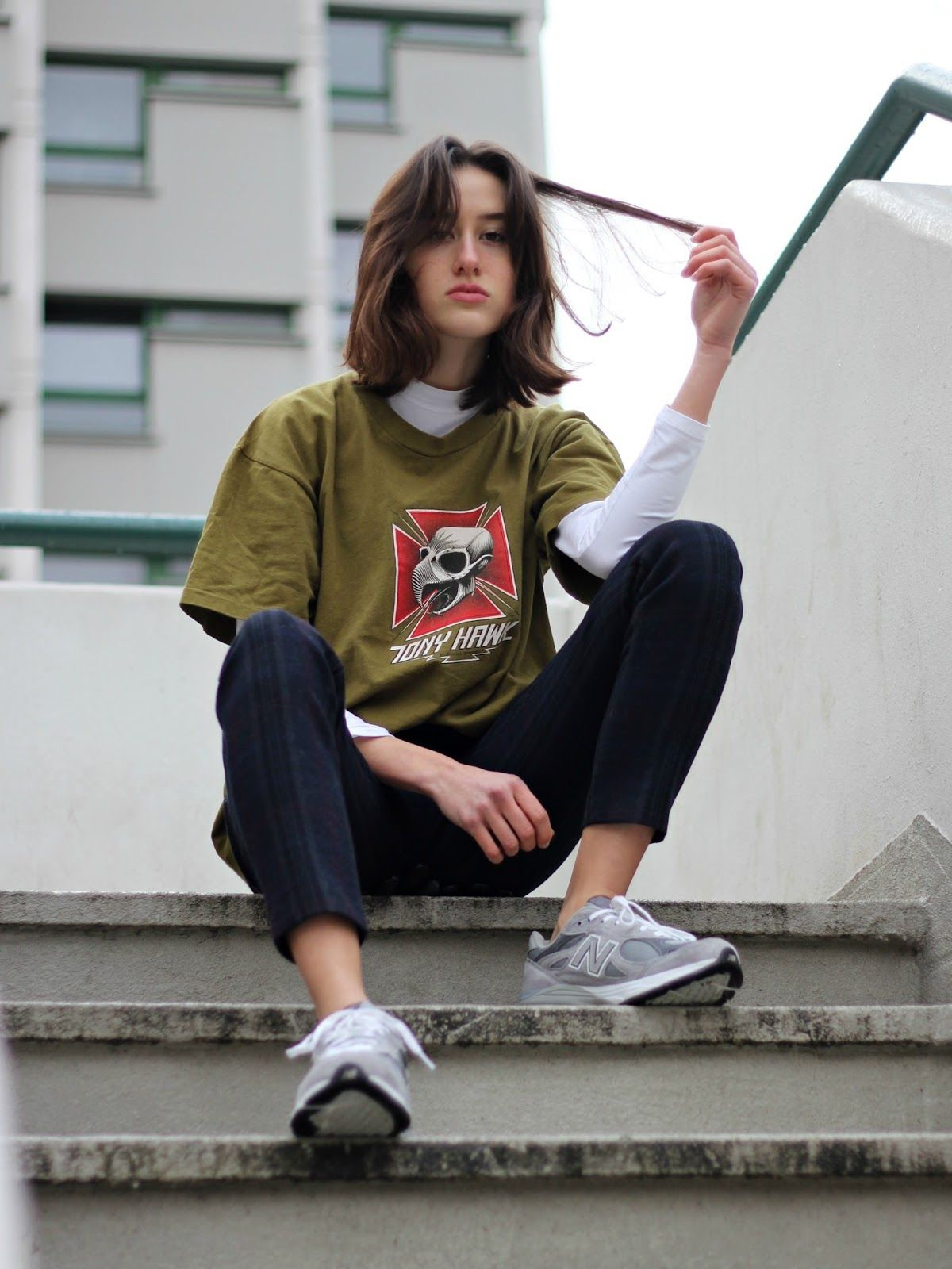 Trippin 39 On Fashion New Balance 990 The Look Book Hers Pinterest Fashion Clothes And