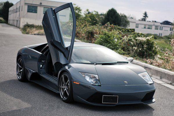Lamborghini Murcielago It Translates To Bat Its The Batcar