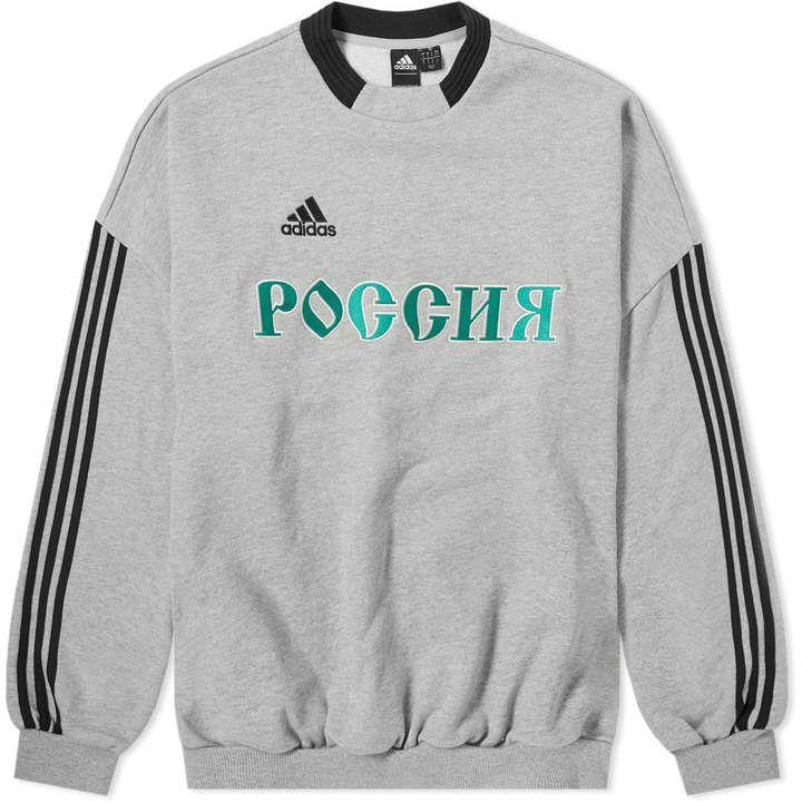 Gosha Rubchinskiy x Adidas Crew Sweat   Gosha rubchinskiy
