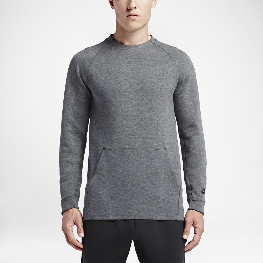 Nike Sportswear Tech Fleece Crew Men's Sweatshirt Size