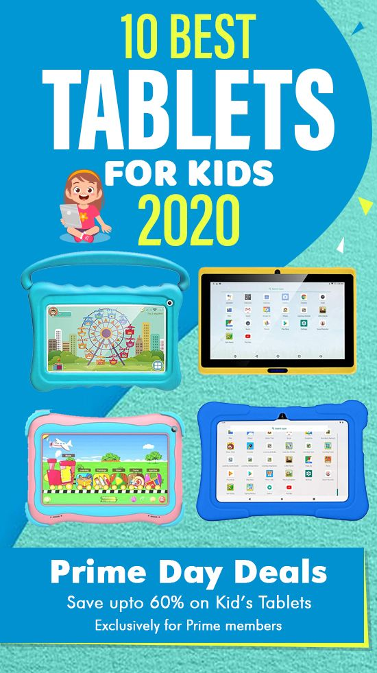 10 Best Tablets for Kids 2020 #kids #kidstablets #products