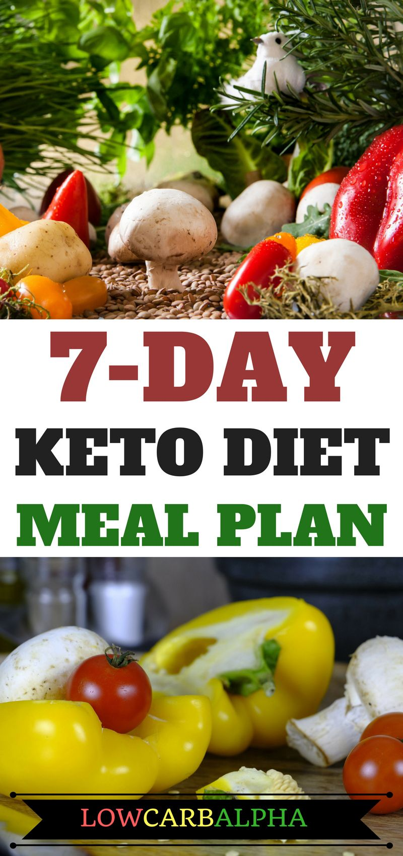 7 Day Ketogenic Diet Meal Plan And Benefits Of A Keto Diet