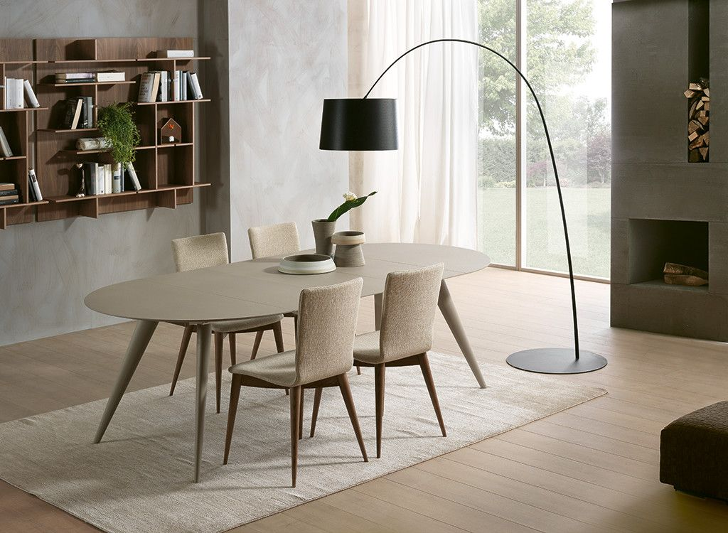 Extendable Round Dining Table And Chairs