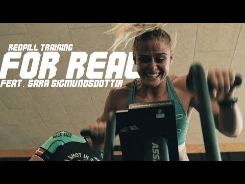 Crossfit Workout Music - For Real. Episode 5, feat. Sara Sigmundsdottir 'Bike Day'  #Crossfit Fitnes...
