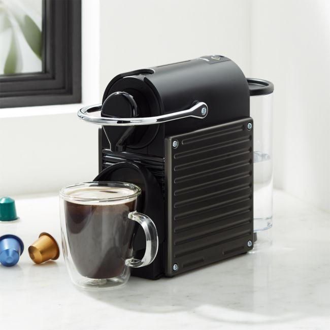 Nespresso By Breville Pixie Titan Crate And Barrel Nespresso Crates