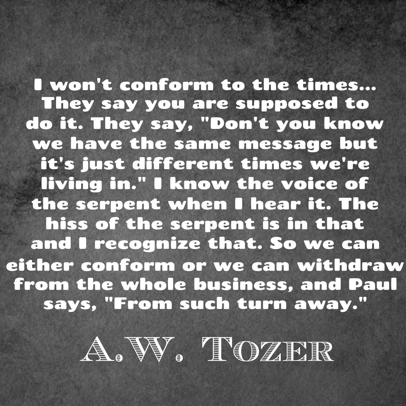 "Worship Quotes A.wtozer ""tozer On Worship And Entertainment""  Christian"