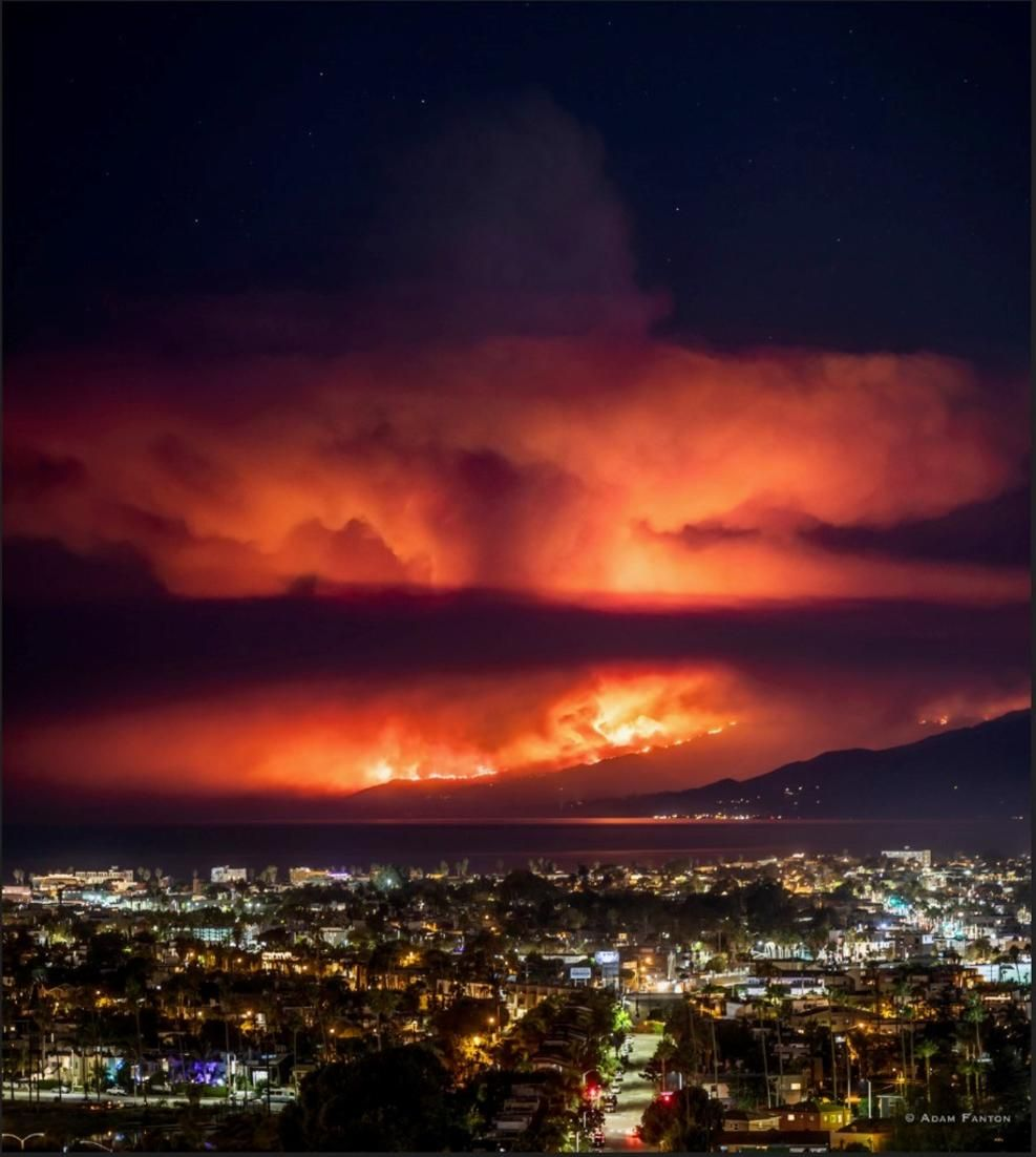 Woolsey Fire Burns In Ventura Los Angeles Counties Nbc Southern California Ventura Fire Los Angeles County