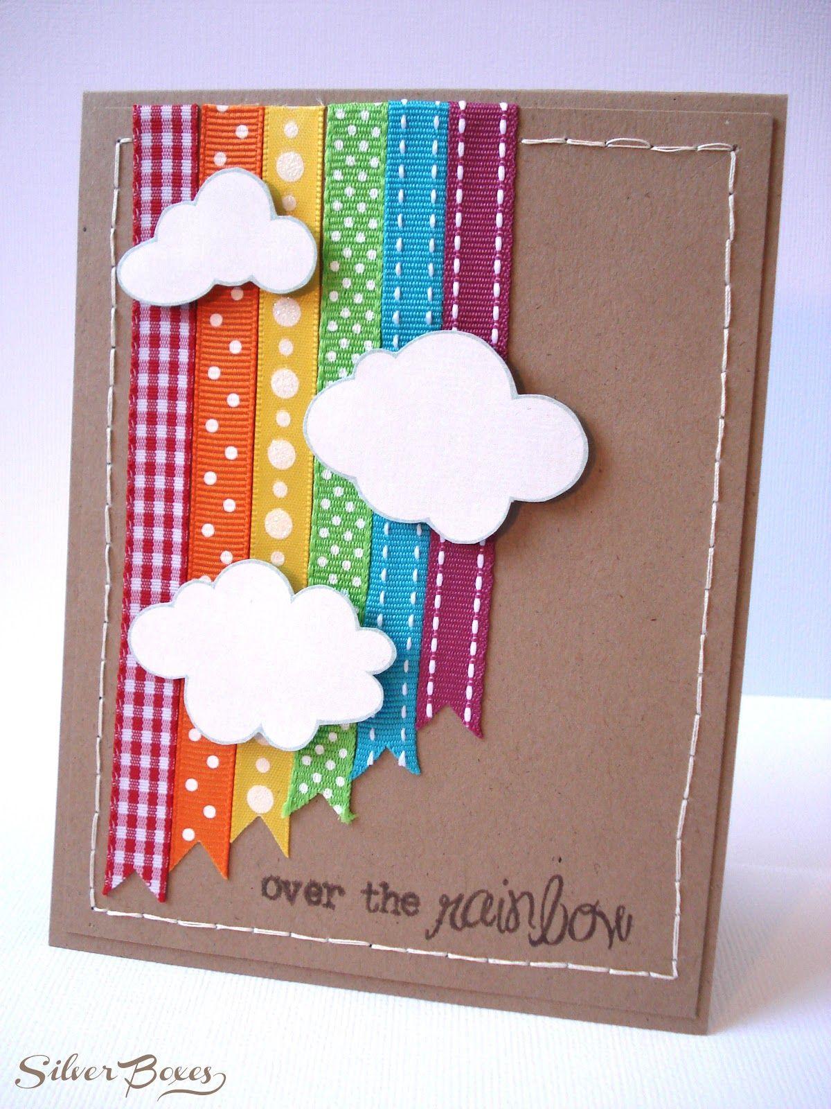 Легкие открытки своими руками скрапбукинг