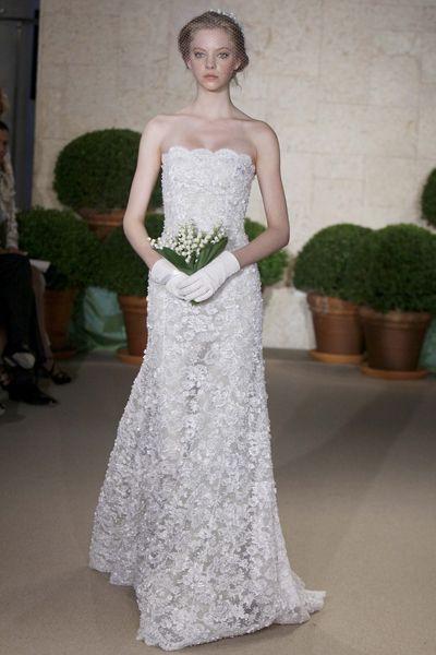 22E20: Oscar de la Renta: Bridal Spring 2011 |