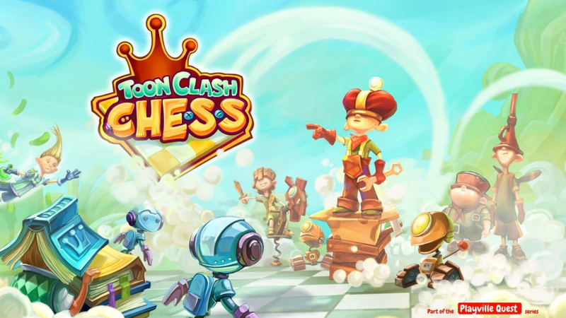 Тoon Clash Chess v1.0.7 [Full] Apk Mod Data http//www