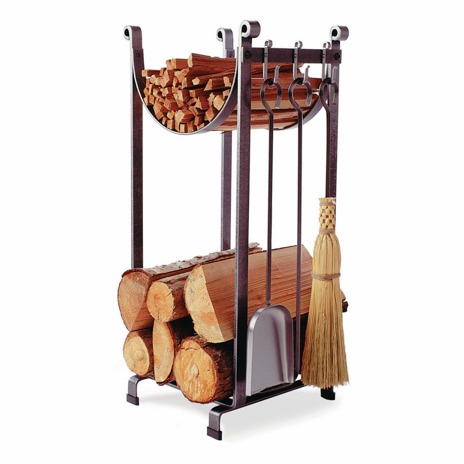 Enclume Design Sling Rack With Tools Lr2t Wood Fireplace
