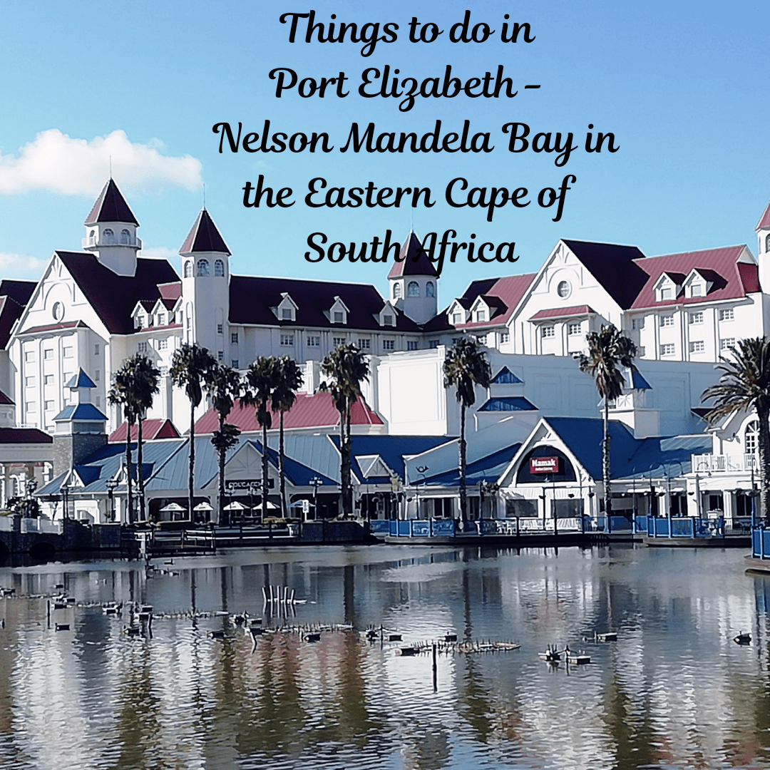 Things to do in Port Elizabeth in the Eastern Cape of