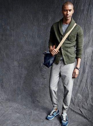 How to Wear Grey Sweatpants (49 looks)