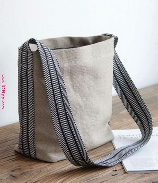 Reversible tote bag  Bling  Burlap raffia and gold leatherette Collection