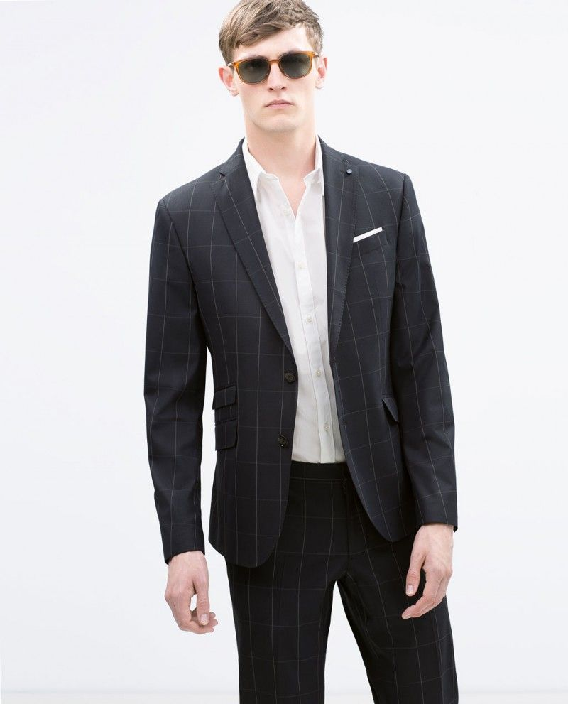 Summer Formal Zara Men Elevates Everyday Style