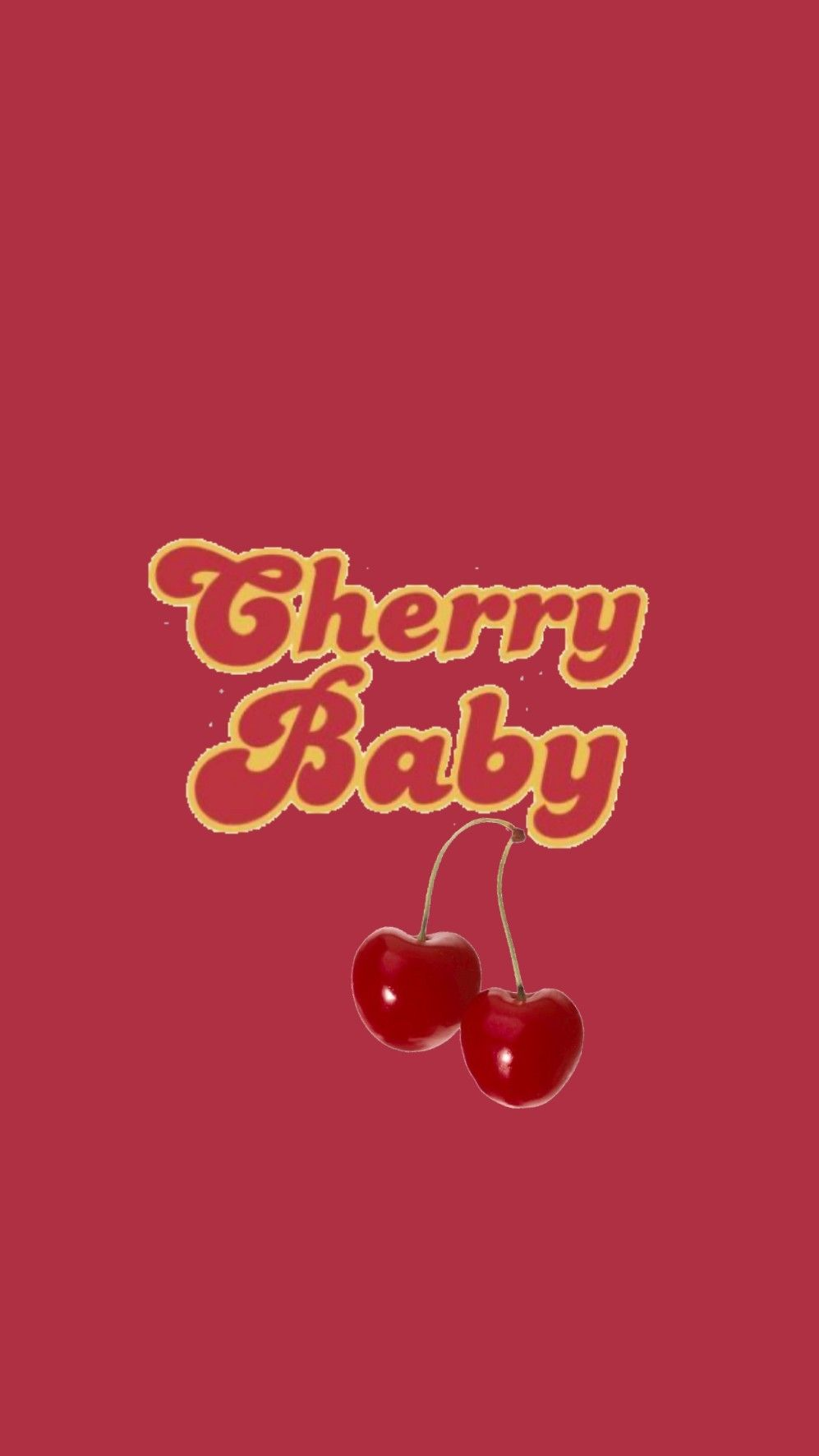 Wallpaper Cherry Cute Patterns Wallpaper Picture Collage Wall Aesthetic Iphone Wallpaper