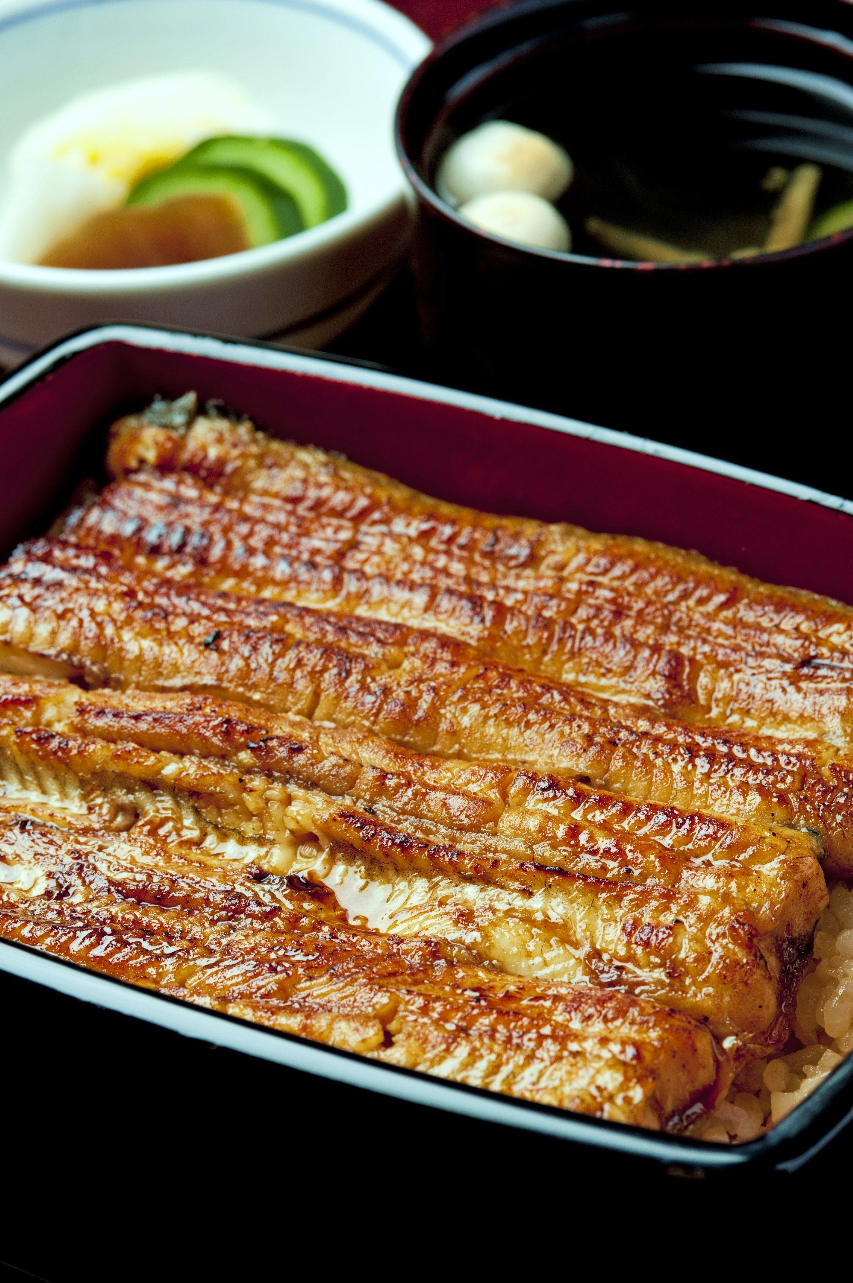 うな重 Unaju 小網町 喜代川 料理 レシピ 健康 レシピ