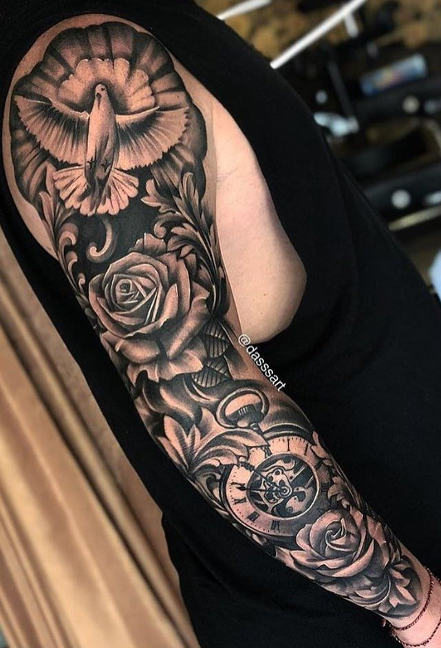 Segunda Sleeve Tattoos Full Sleeve Tattoos Hand Tattoos