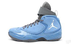 Air Jordan 2012  University Blue/White-Dark Steel Grey  MSRP: $223