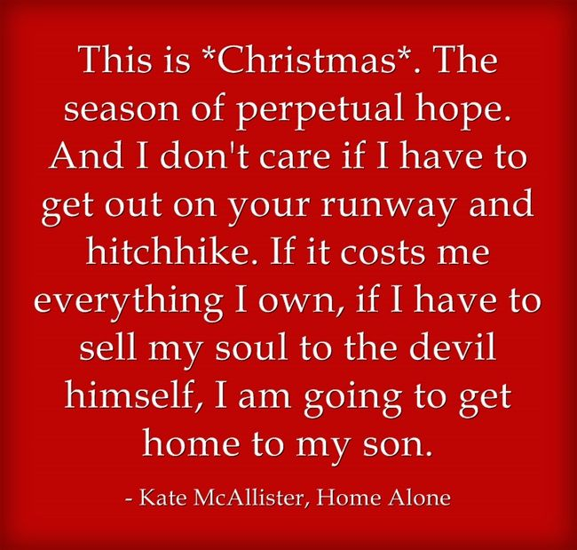 Kate McAllister's Rant From Home Alone! Great Mom From A