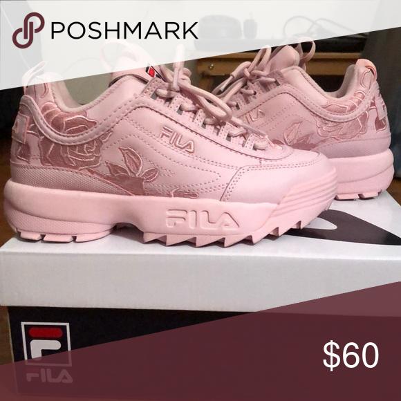 Fila floral shoes | Floral shoes, Shoes