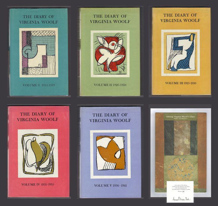 Diary Virginia Woolf 1984