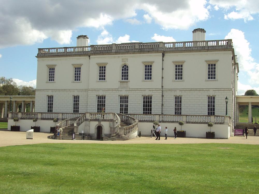 The Queen S House Greenwich Inigo Jones Wikipedia Architecture Les Styles