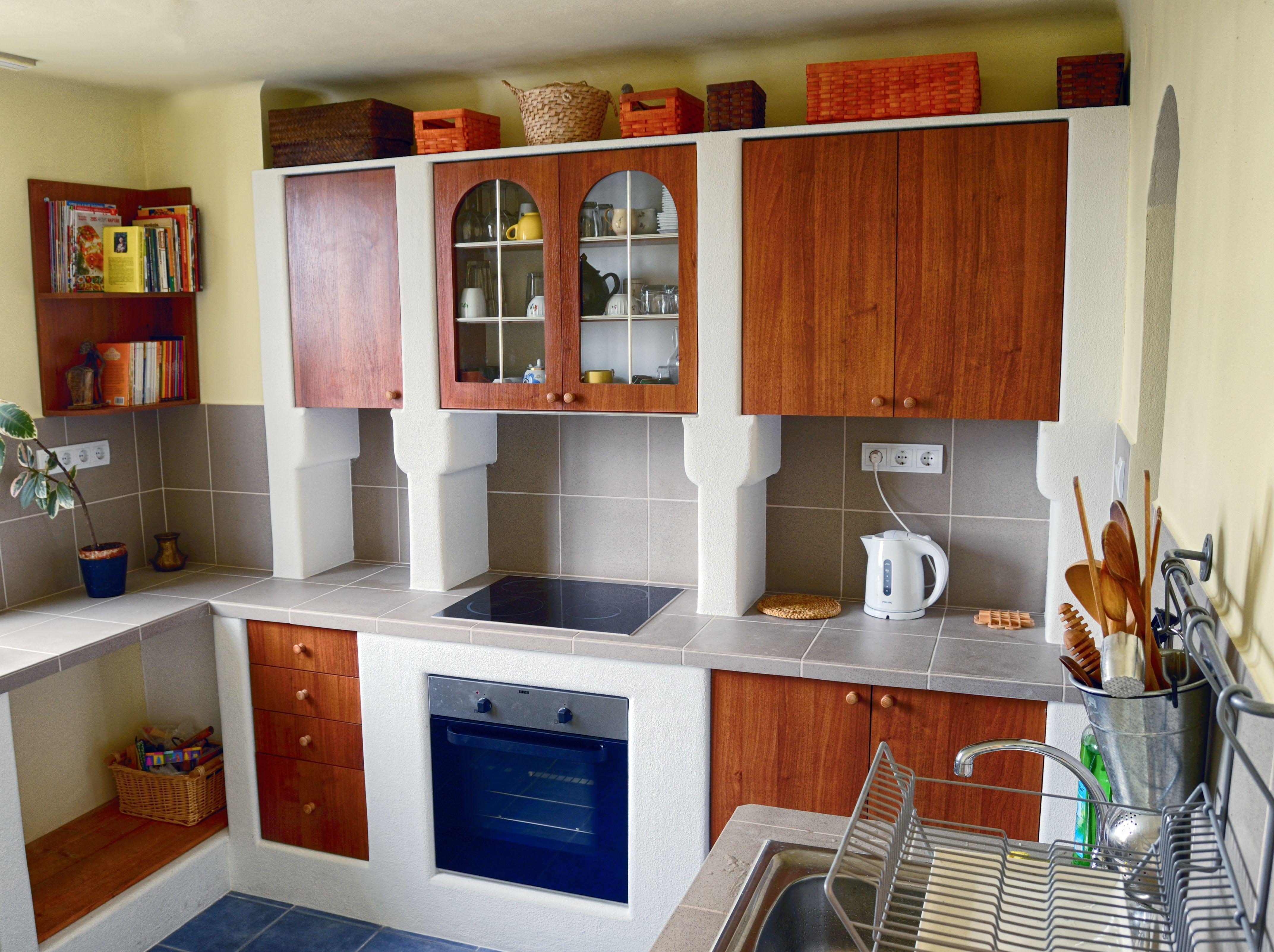 Ytong kitchen 01. 02 Lakberendezés, Konyha