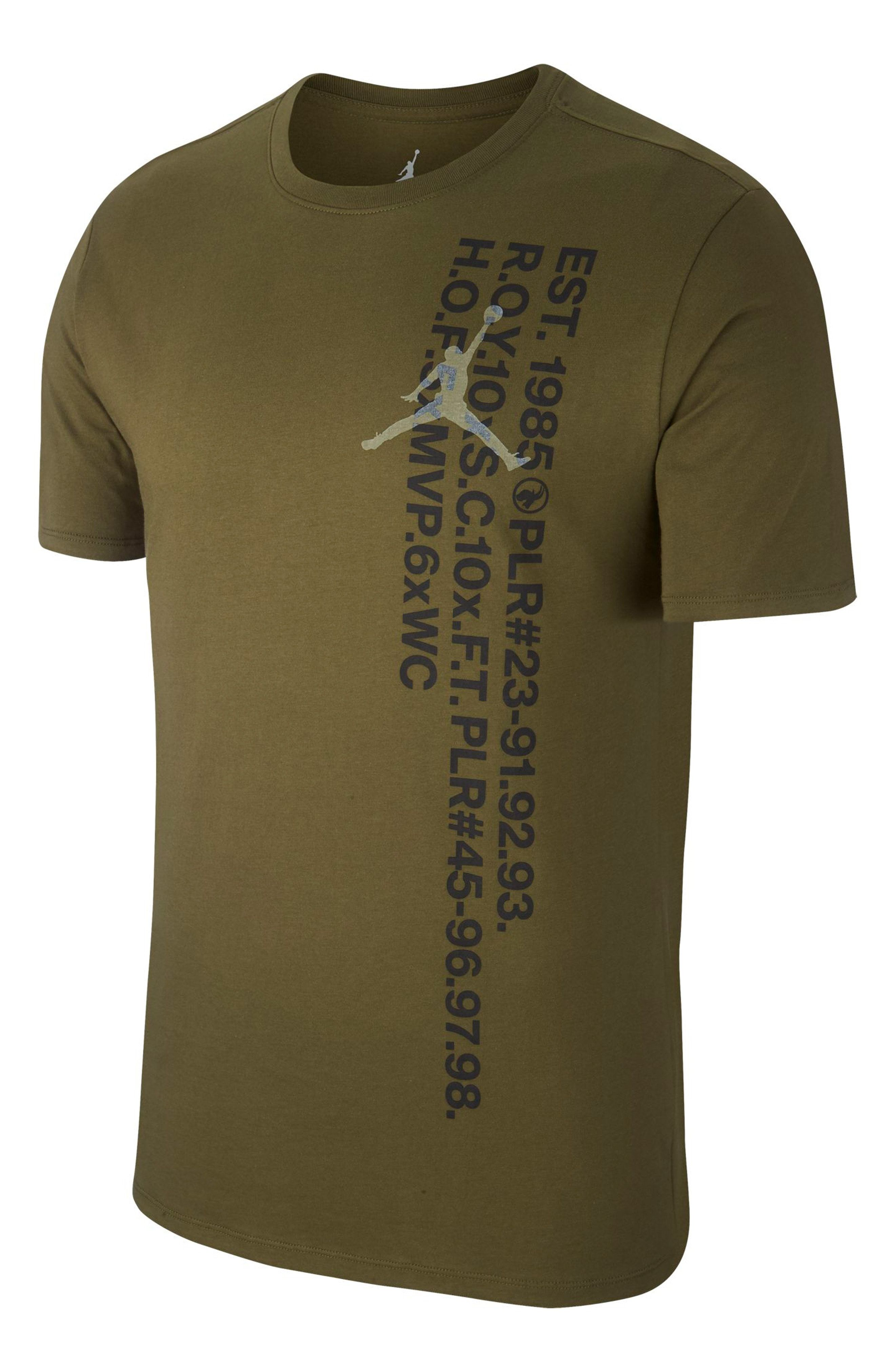 003c878d406dae JORDAN SPORTSWEAR GREATEST GRAPHIC T-SHIRT.  jordan  cloth