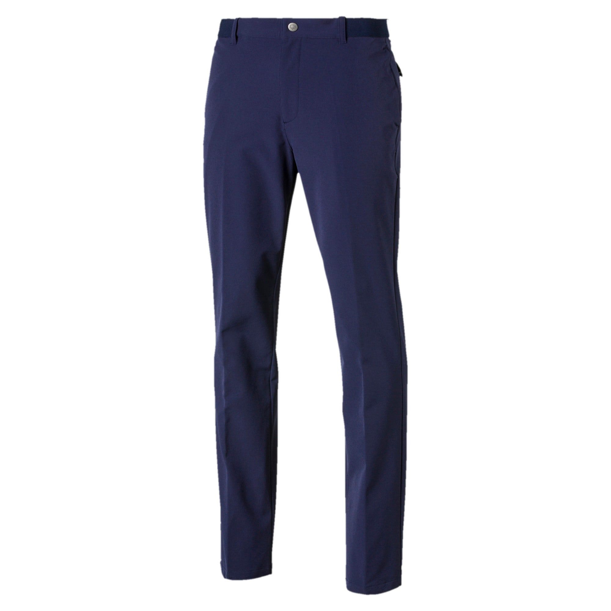 PUMA Stretch Utility 20 Mens Golf Pants in Peacoat size 4030