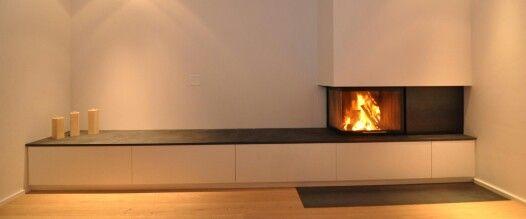 Explore Tv Cabinets, Lounge, And More! Statt Sofa Eine Lange Sitzecke Mit  Kamin An Wand?