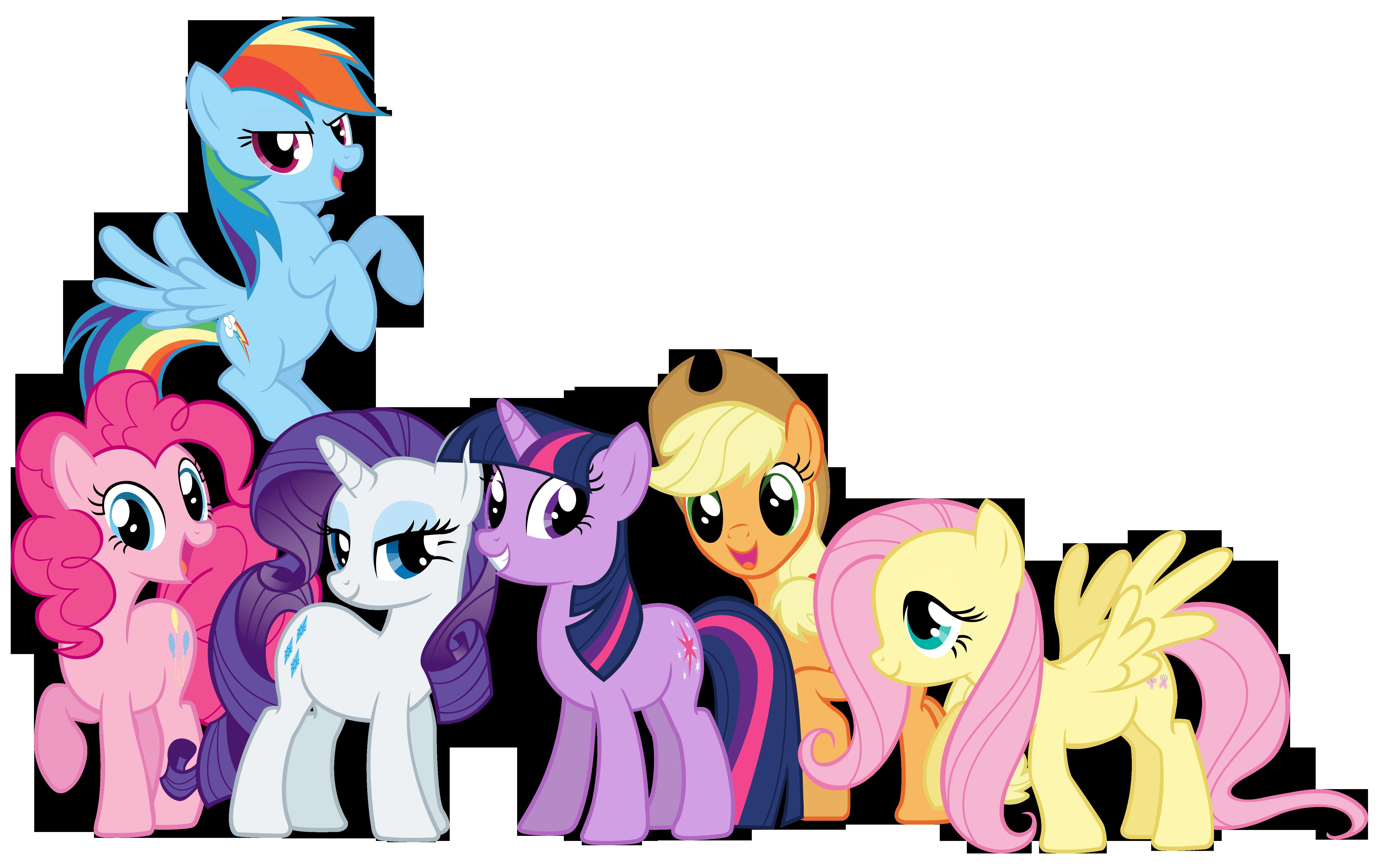 Horse News: MANE 6 ALICORNS: IT'S 'HAPPENING' (UPDATE)