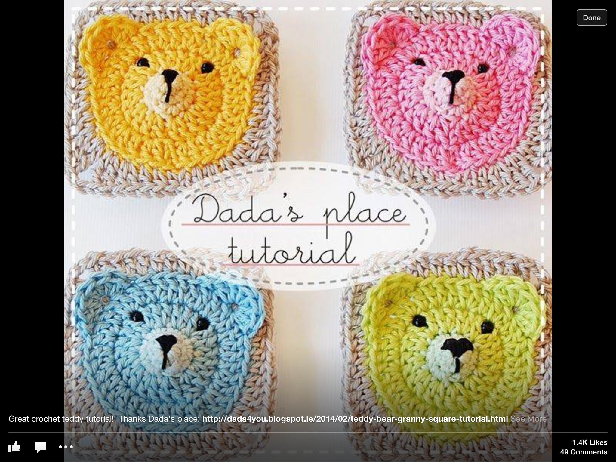 Pin von Dianne Tudor auf Crochet | Pinterest