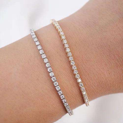 34+ Brilliance fine jewelry tennis bracelet info