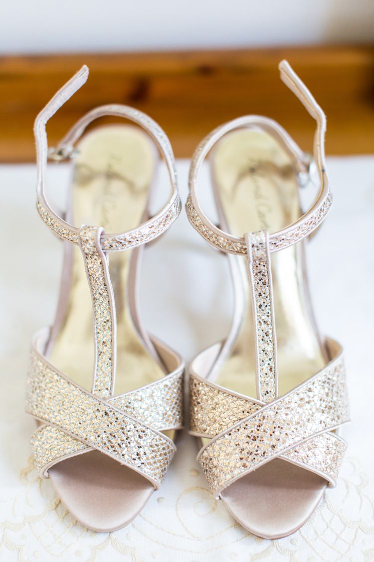 Soft pink rustic boho wedding wedding shoes pinterest glitter