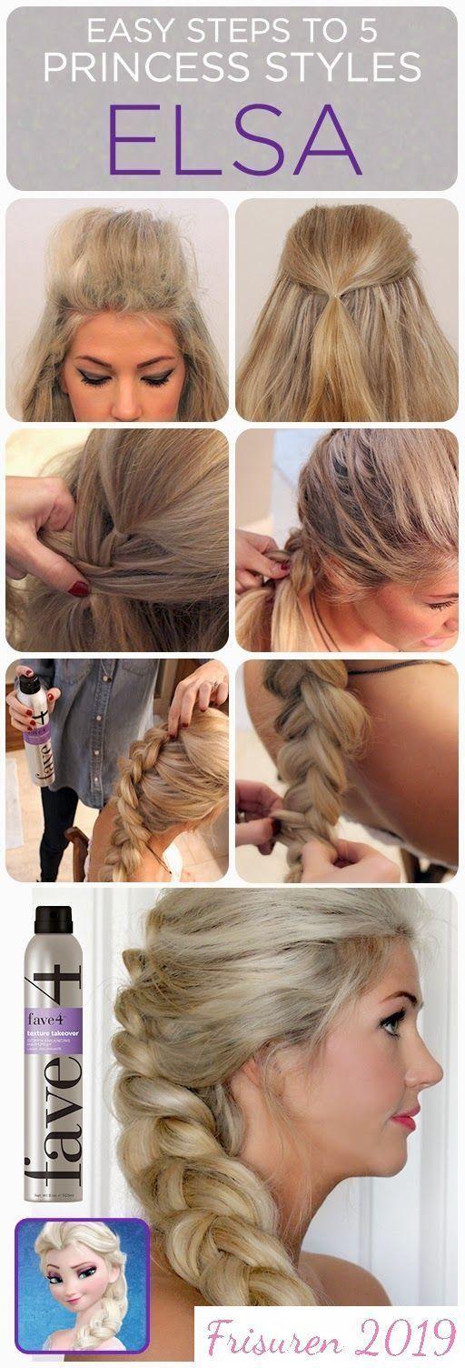 Prinzessin Elsa Frisur Frauen Frisuren Gestapelte Haarschnitte Lebhafte In 2020 With Images Elsa Hair Frozen Hair Disney Hair