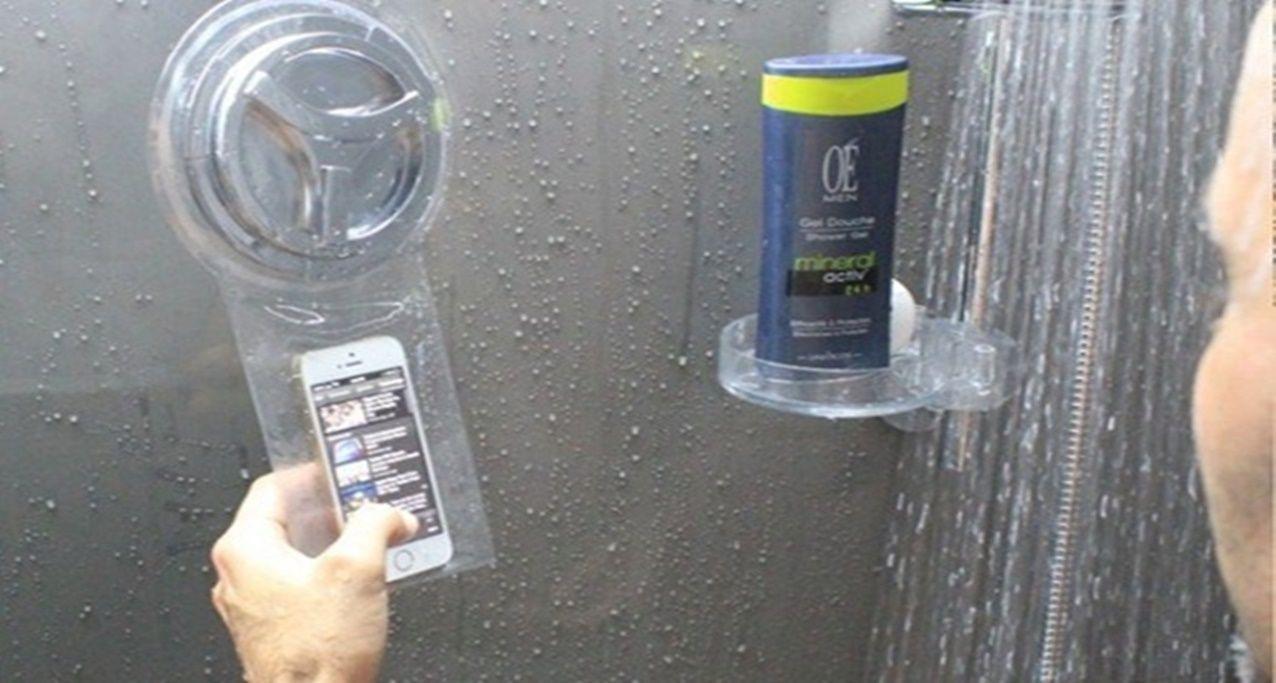 La cacca sotto la doccia ,la scoperta di un sondaggio