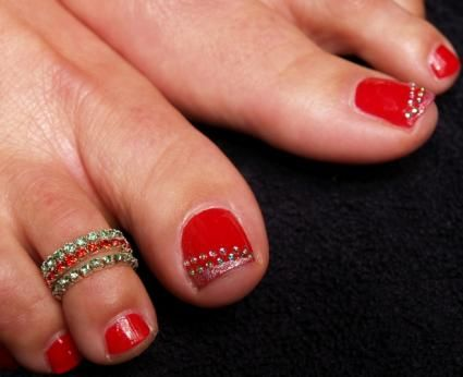 Pictures of Toe Nail Designs - Pictures Of Toe Nail Designs Finger Paint + Toes Pinterest Toe