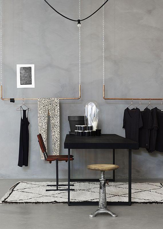 pin von rosa wei auf garderoben pinterest design einrichtung und ladeneinrichtung. Black Bedroom Furniture Sets. Home Design Ideas