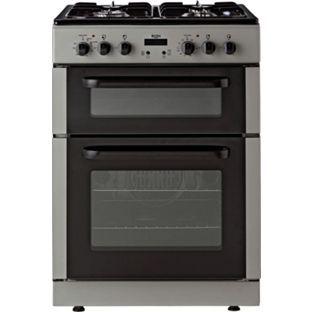 Buy Bush BDFD60S Dual Fuel Cooker- Silver at Argos.co.uk, visit ...