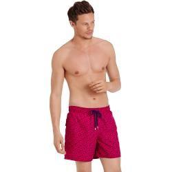 Photo of Costumi da bagno uomo – Costumi da bagno Micro Ronde des Tortues per uomo – pantaloncini da bagno – Moorea – rosso – S – Vile