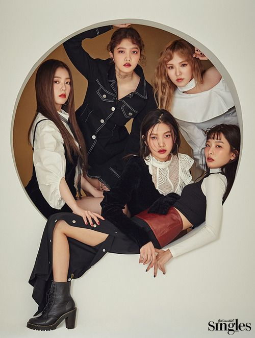 #RedVelvet#Photoshoot#PerfectVelvet