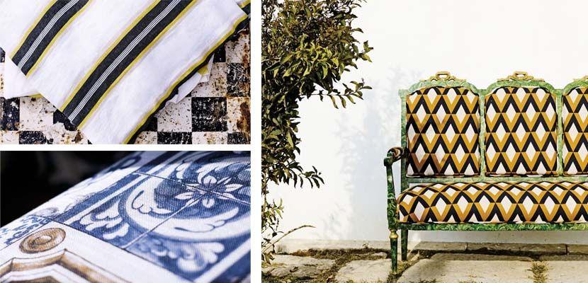 Gastón y Daniela, nuevas colecciones textiles para el hogar ...