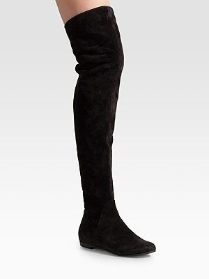 f57151868f1 Giuseppe Zanotti Flat Suede Over-The-Knee Boots ( 975)