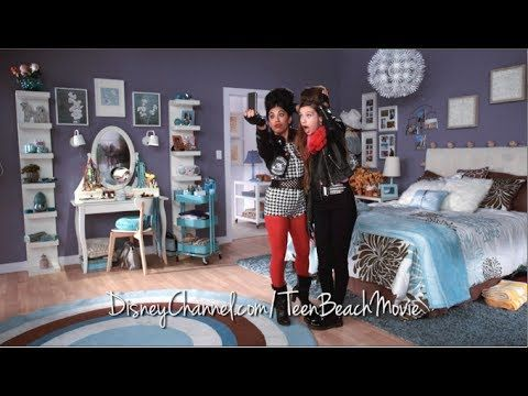 get the look teen beach movie im on disney channel - Halloween Party Songs For Teenagers